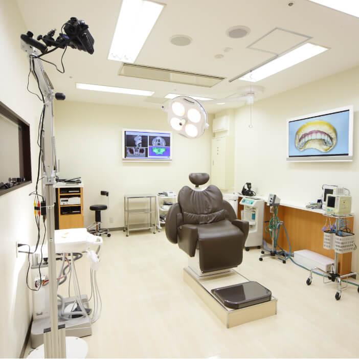 インプラントメイン手術室